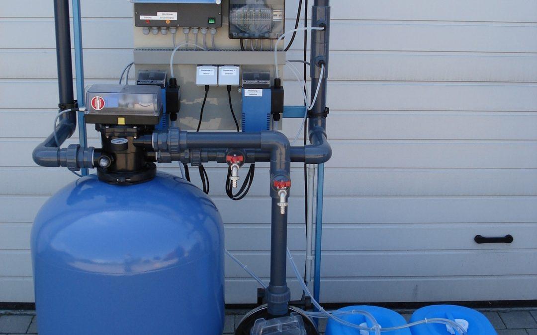 Kühlwasseraufbereitung